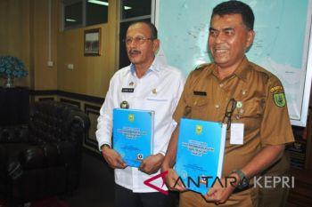 Berkas Kajian Pembentukan Provinsi Kepulauan Natuna Anambas