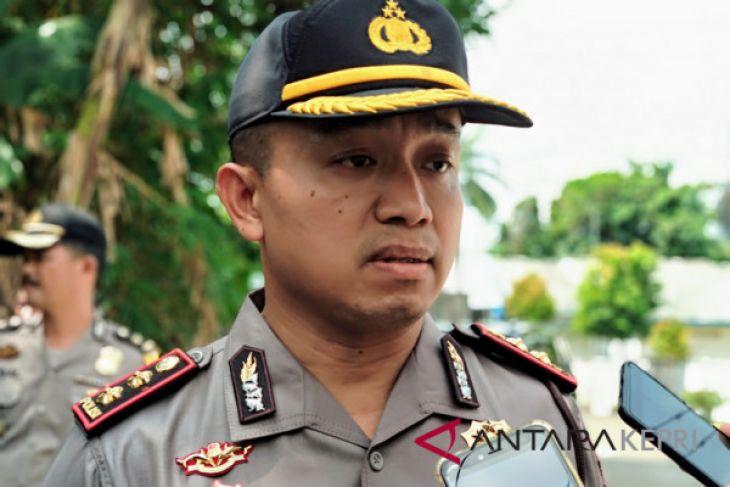 Polres Tanjungpinang perketat pengawasan logistik pilkada