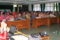 Pemkab Lampung Barat Koordinasikan Pengendalian Operasional Pembangunan