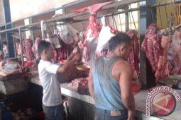 Di Bandarlampung, Harga Daging Sapi Masih Mahal