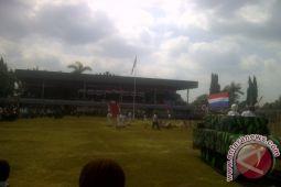 Aksi teatrikal Jenderal Sudirman di Lampung Utara