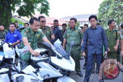 114 Kades di Lampung Utara dapat motor dinas