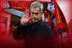 Mourinho: Cidera Ibrahimovic jadi bencana untuk United