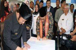 KPK geledah lima lokasi di Lampung Selatan