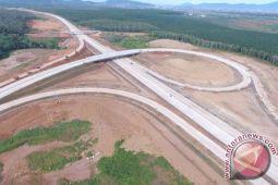 Tol Trans Sumatera harus selesai pada awal 2018