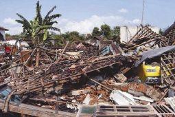 Pemkab Waykanan Latih 40 Satgas Penanggulangan Bencana