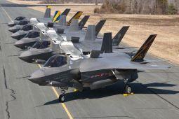 Dalam perang, Israel gunakan pesawat F-35