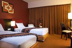 Tingkat hunian kamar hotel di Bandarlampung naik
