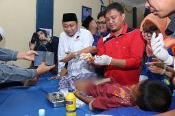 Partai NasDem Lampung Utara Adakan Sunatan Massal