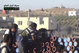 Pemberontak Suriah tolak konferensi yang digagas Rusia
