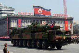 Korea Utara copot tiga pejabat tinggi militer