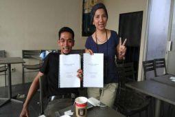 Pegiat literasi Lampung penuhi undangan makan siang bersama Presiden