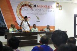 Mustafa Ajak Mahasiswa Bersinergi Bangun Daerah