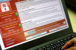 Meski melambat, serangan siber Wannacry bisa meluas
