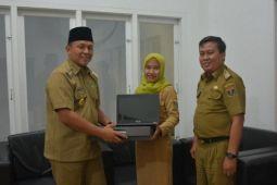 Dua Pendidik Lampung Tengah Wakili Lampung Ke Tingkat Nasional