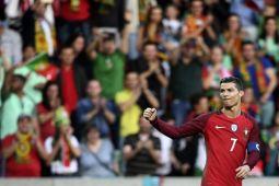 Portugal sukses tahan imbang Spanyol