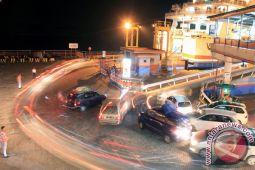 Arus Balik Pelabuhan Bakauheni Mulai Lengang