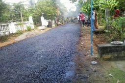 Pembangunan Jalan Gunakan Add Capai 90 Persen