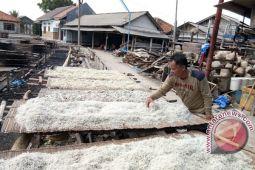 Produksi teri Pulau Pasaran naik