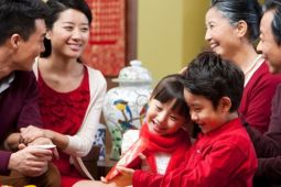 China sampaikan ucapan Imlek kepada dunia