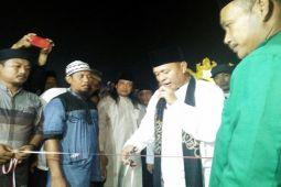Bupati Lampung Tengah Pawai Takbir Keliling