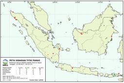 BMKG Pantau Titik Panas di Way Kanan Lampung