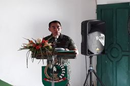 Danrem Gatam Minta Anggota TNI Jauhi Narkoba