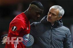 Mourinho bantah berseteru dengan Pogba