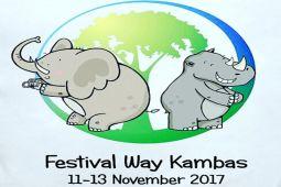 Badak Jadi Logo Festival Way Kambas