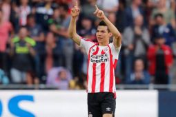 Liga Belanda - Lozano Masih Pimpin Pencetak Gol Tersubur