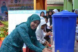 Eva Dwiana: Budayakan Cuci Tangan Sejak Dini