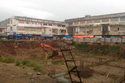 Pemkot Bandarlampung Lanjutkan Pembangunan Pasar SMEP