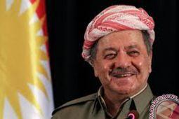 Presiden Kurdi Irak Meletakkan Jabatan