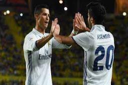 Gol Asensio bantu Real kembali ke jalur kemenangan
