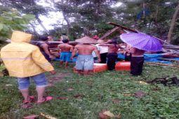 Angin Puting Beliung Melanda Lampung Timur