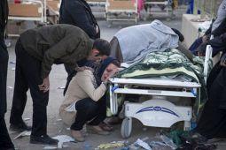Jumlah Korban Tewas Akibat Gempa di Iran Jadi 445 Orang