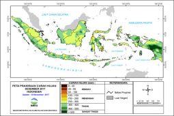Waspadai Peningkatan Potensi Hujan Lebat di Wilayah Indonesia