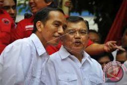 JK nilai Jokowi sosok kuat dan berani