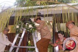 Jokowi curhat terkait kesibukannya usai mantu