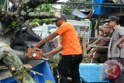 Puting Beliung Kembali Hantam Lampung Timur