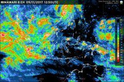 BMKG: Waspadai Hujan Lebat-Angin Kencang di Lampung