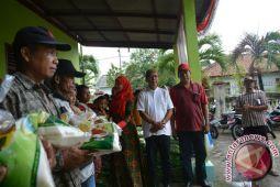 Korban Puting Beliung Lampung Timur Dapat Bantuan