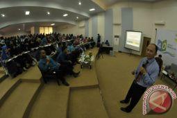 BPJS Ketenagakerjaan Gelar 40 Menit Mengajar di Lampung
