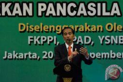 Presiden: Pembangunan Infrastruktur Satukan Bangsa