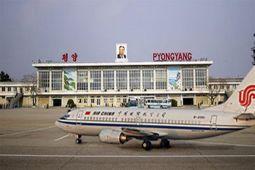 Air China Hentikan Penerbangan ke Korut