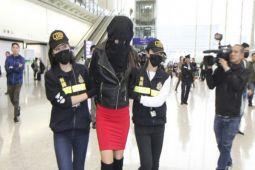 Model muda Yunani Ditangkap di Bandara Hong Kong