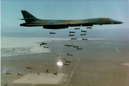Dalam kondisi ekstrem, AS bakal balas serangan dengan nuklir