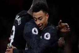 MU tumbangkan Arsenal 3-1