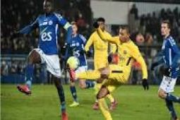PSG tumbang di kandang Strasbourg