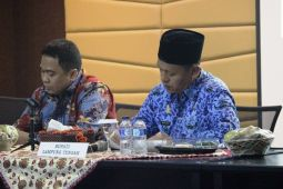 Pejabat LAN Apresiasi Program Ronda Lampung Tengah